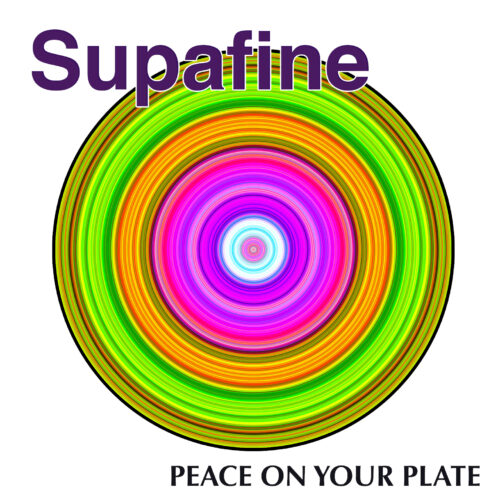 Supafine cover art